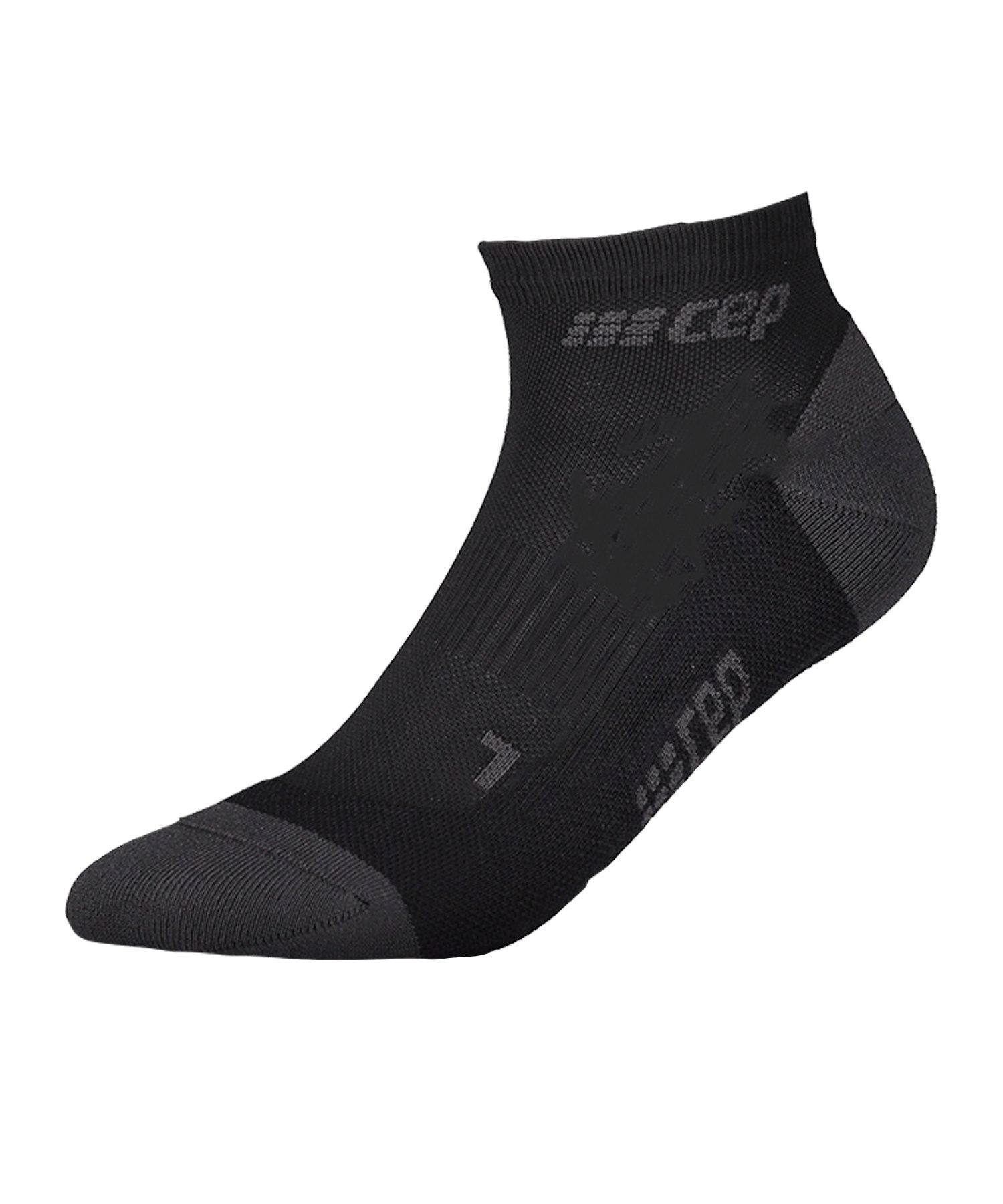 CEP Low Cut Socks 3.0 Socken Running Damen Schwarz - schwarz