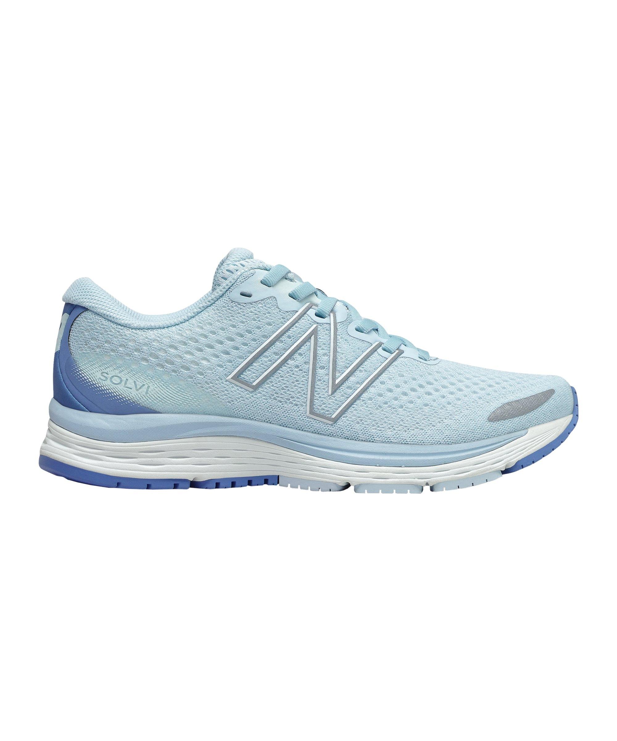 New Balance WSOLV3 Running Damen Blau FLB3 - blau