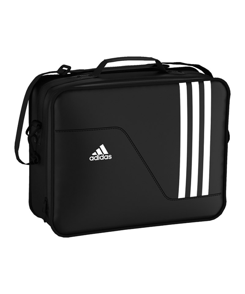 adidas Tasche Football Medical Case Schwarz - schwarz