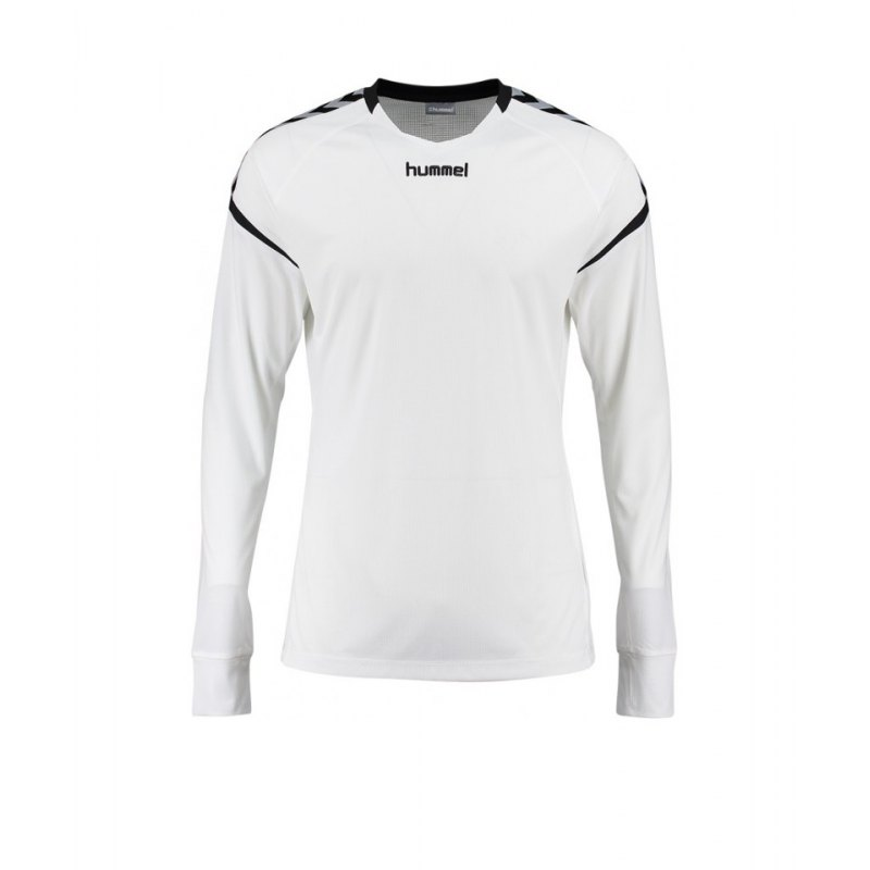 Hummel Authentic Charge Trikot langarm Weiss F9001 - weiss