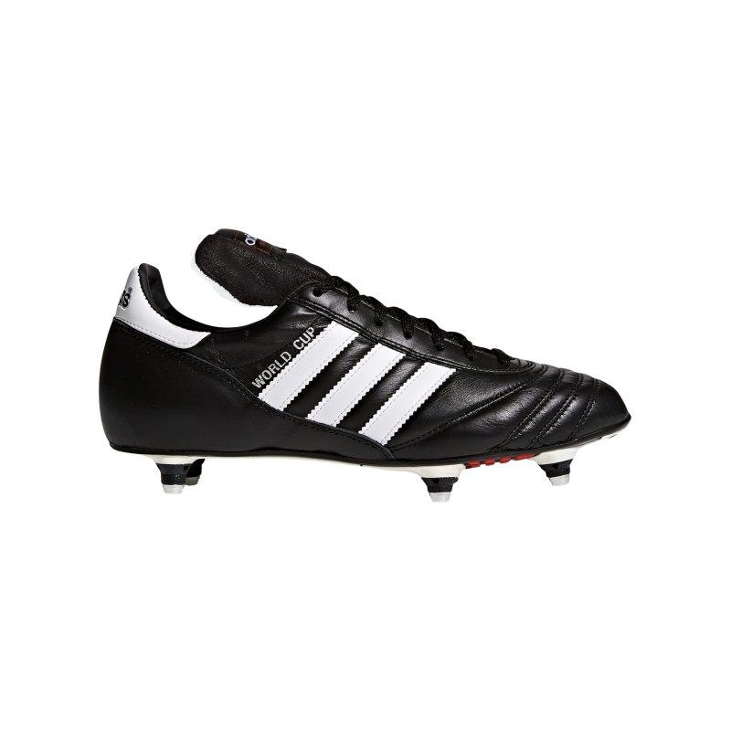 adidas SG World Cup Schwarz Weiss - schwarz