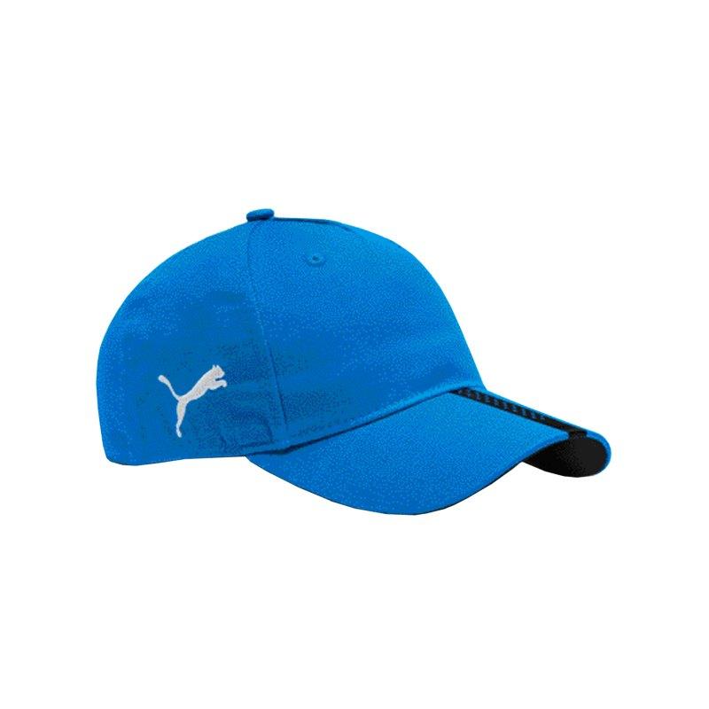 PUMA LIGA Cap Mütze Blau Schwarz F02 - Blau