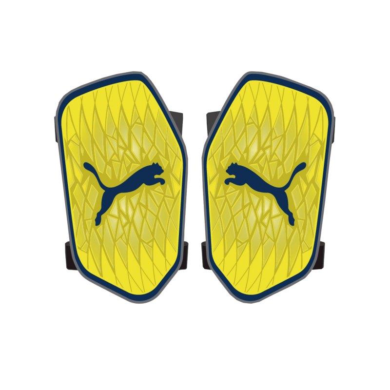 PUMA FUTURE 19.5 Schienbeinschoner Gelb F05 - Gelb