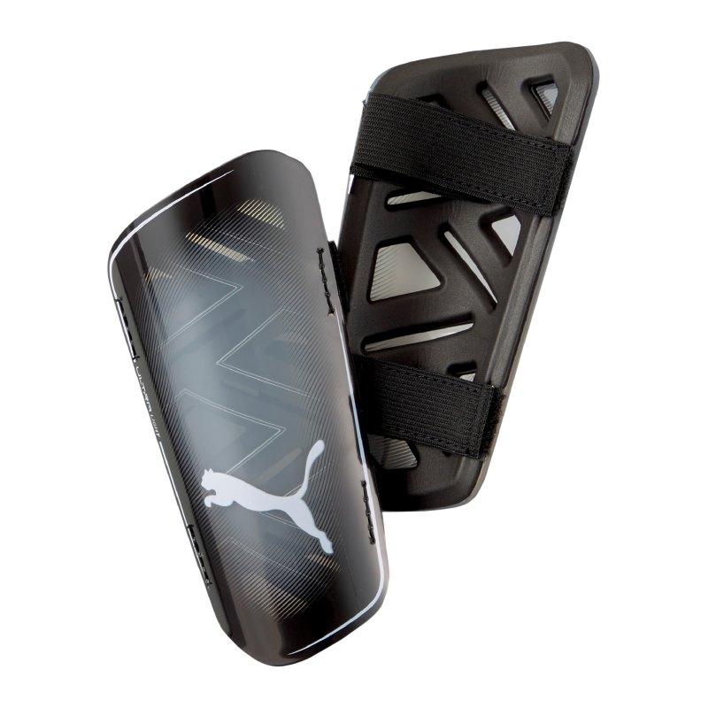 PUMA ULTRA Light Strap Schienbeinschoner F03 - schwarz