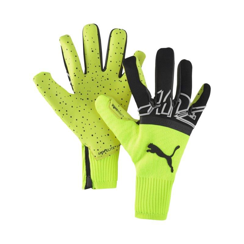 PUMA FUTURE Z Grip Hybrid TW-Handschuh Gelb F01 - gelb