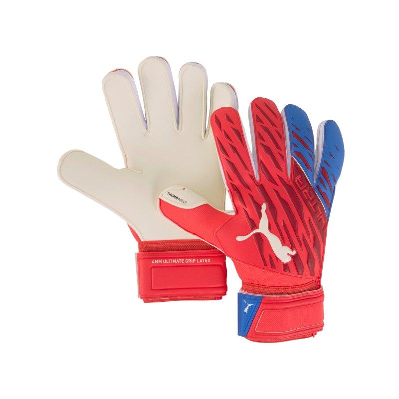 PUMA ULTRA Grip 1 RC Faster Football TW-Handschuh Rot F01 - rot
