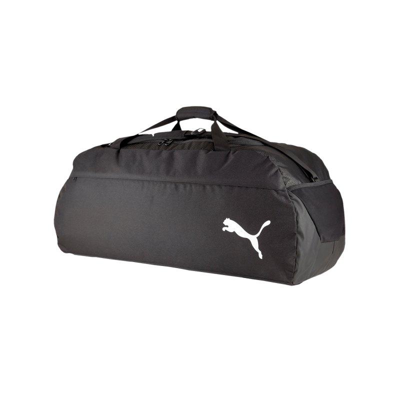 PUMA teamFINAL 21 Teambag Sporttasche Gr. L F03 - schwarz