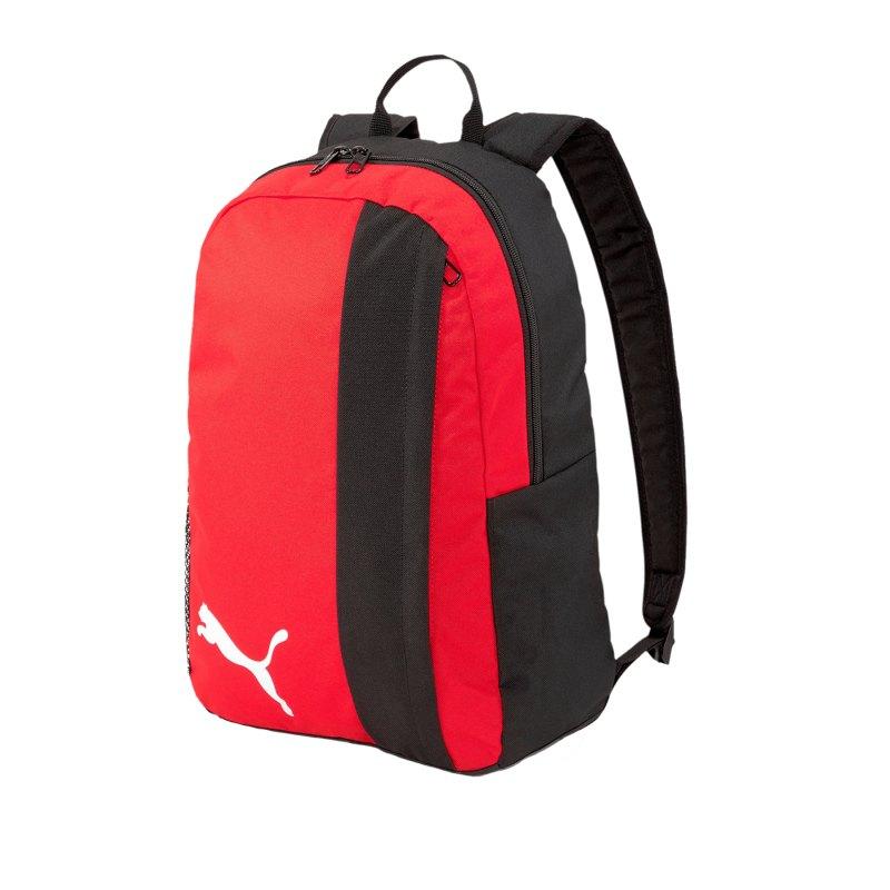 PUMA teamGOAL 23 Backpack Rucksack Rot F01 - rot