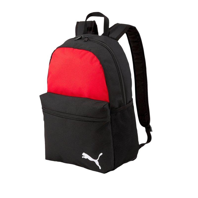 PUMA teamGOAL 23 Backpack Core Rucksack Rot F01 - rot