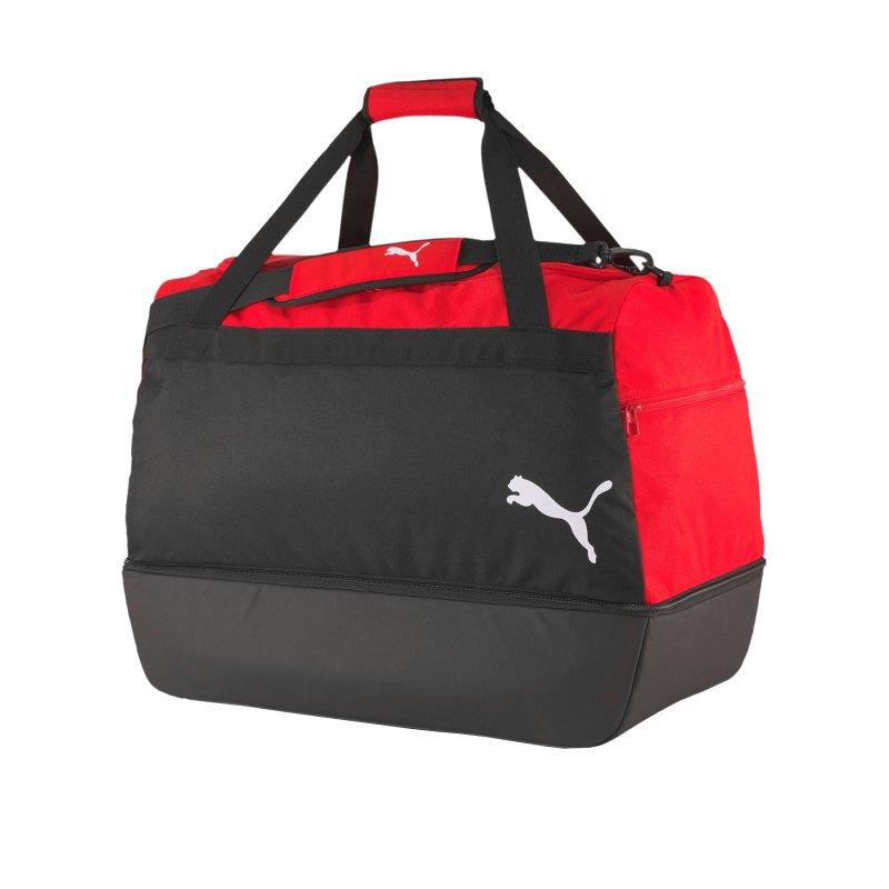 PUMA teamGOAL 23 Teambag Sporttasche BC Gr. M F01 - rot