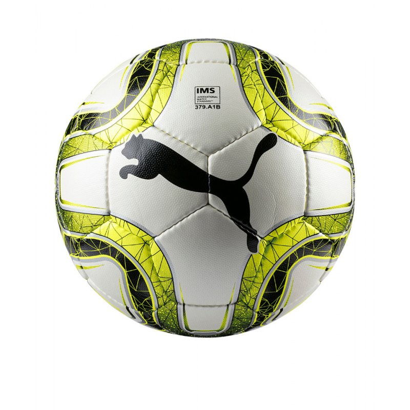 PUMA FINAL 4 Club Trainingsball Weiss F01 - weiss