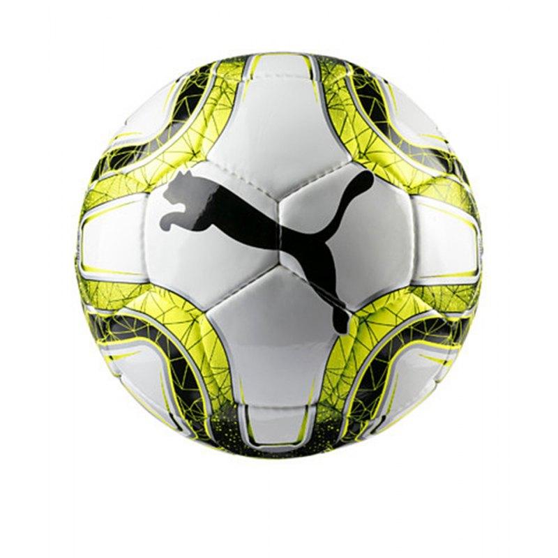 PUMA FINAL 5 HS Trainer Trainingsball F01 - weiss