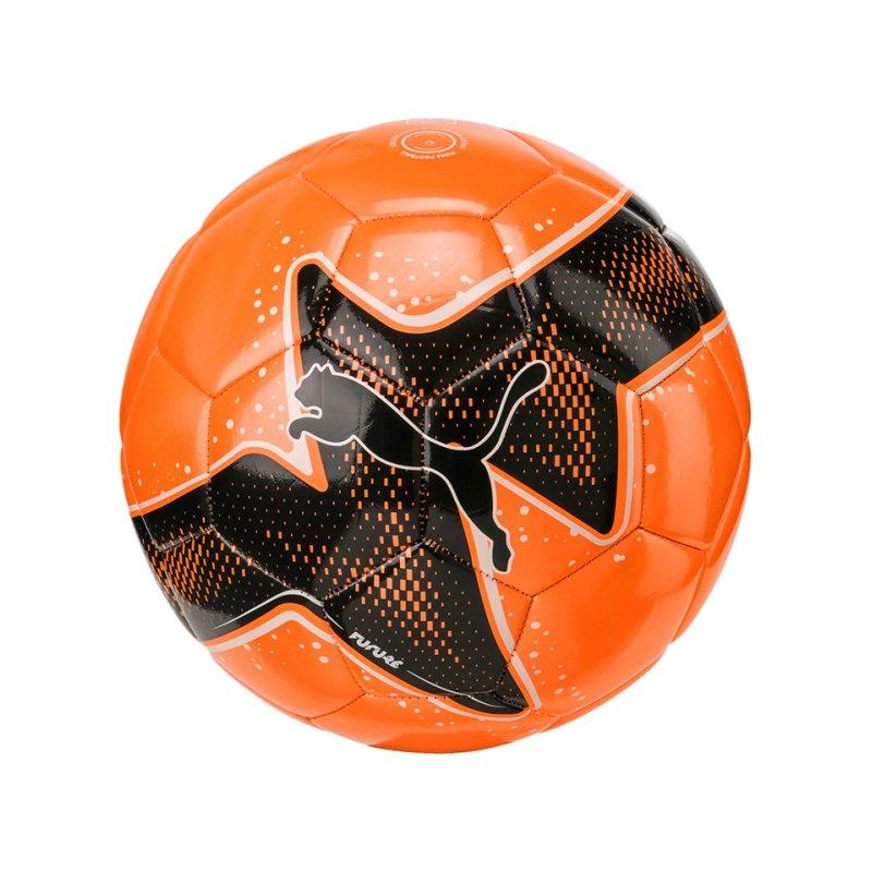 PUMA FUTURE Pulse Trainingsball Orange Schwarz F01 - orange