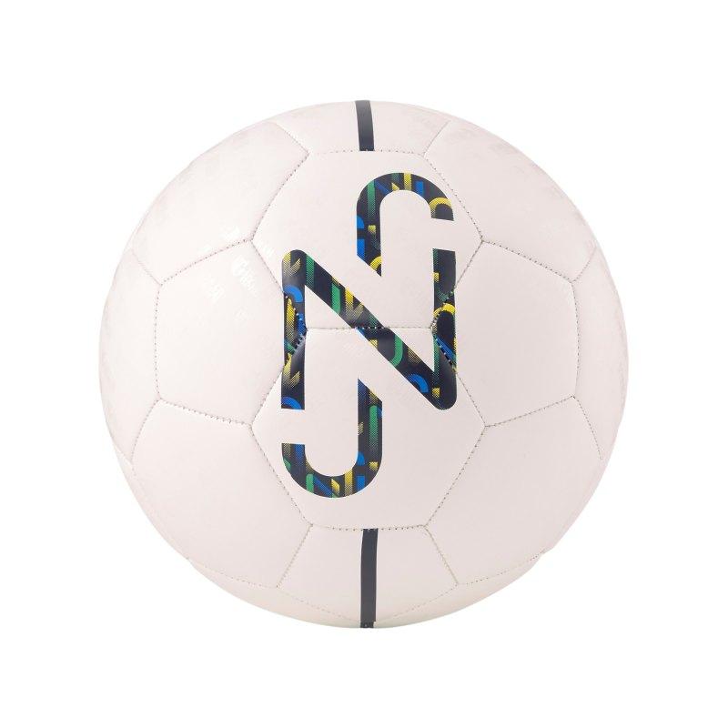 PUMA NJR Fan Ball Weiss F01 - weiss