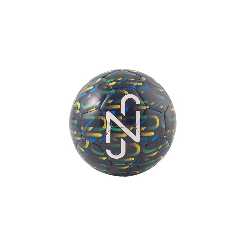 PUMA NJR Fan Graphic Miniball Blau F01 - blau