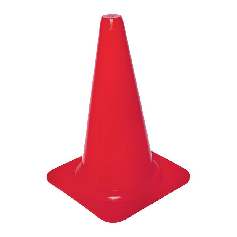 Cawila Markierungskegel L 40cm Rot - rot