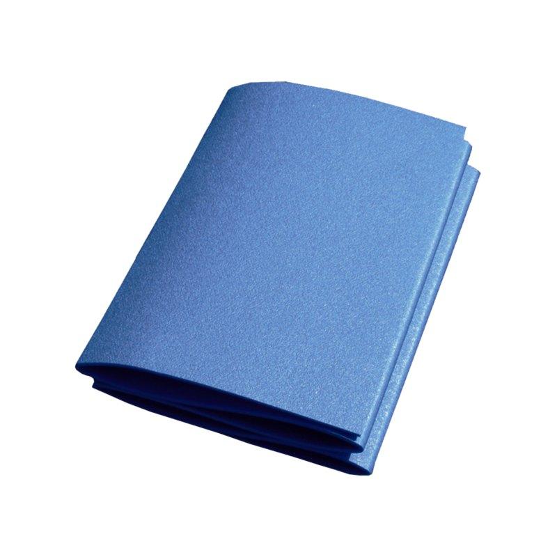 Cawila Gymnastikmatte Basic 180 x 50 x 07cm Blau - blau