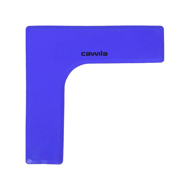 Cawila Marker-System Ecke 27 x 27 x 75cm Blau - blau