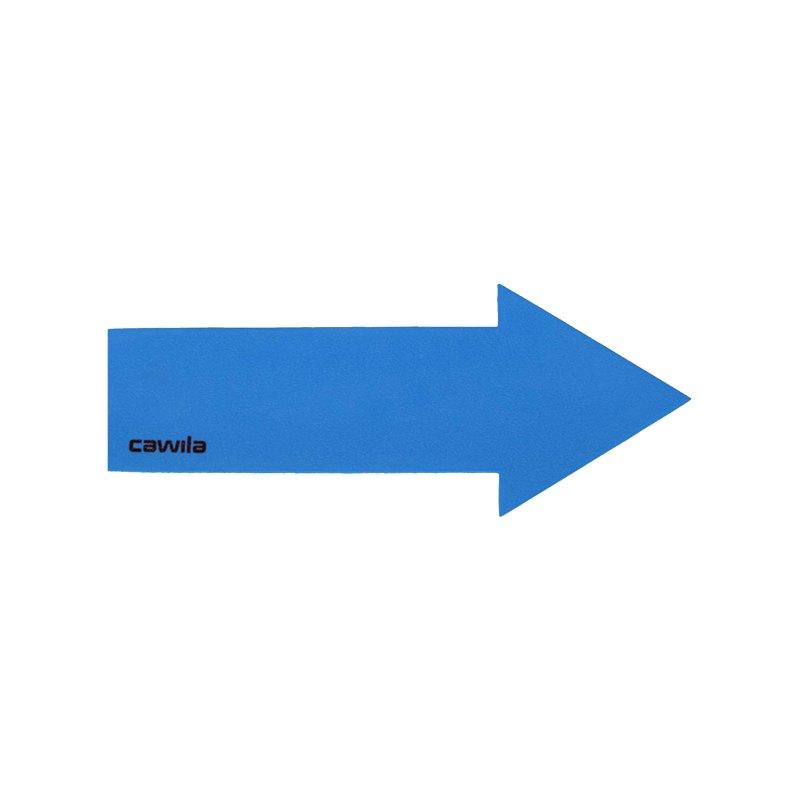 Cawila Marker-System Pfeil 36 x 9cm Blau - blau