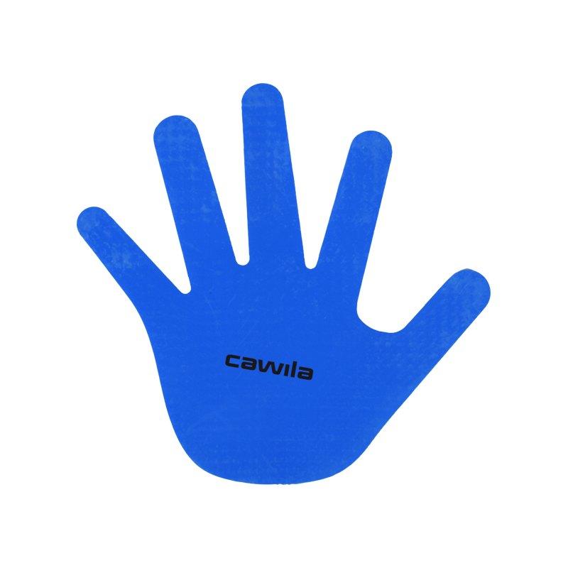 Cawila Marker-System Hand 185cm Blau - blau