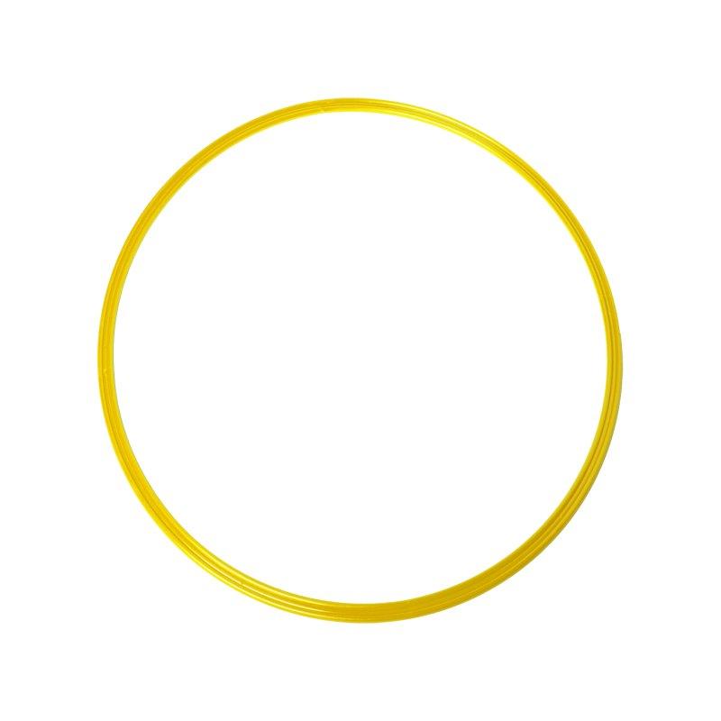 Cawila Koordinationsringe L 10er Set d70cm Gelb - gelb