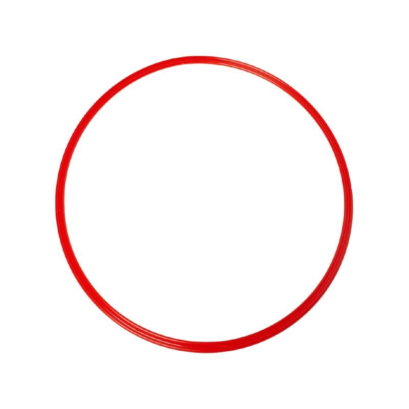 Cawila Koordinationsringe M 10er Set d50cm Rot - rot
