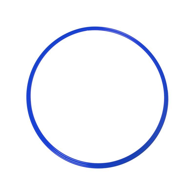 Cawila Koordinationsringe M 10er Set d50cm Blau - blau