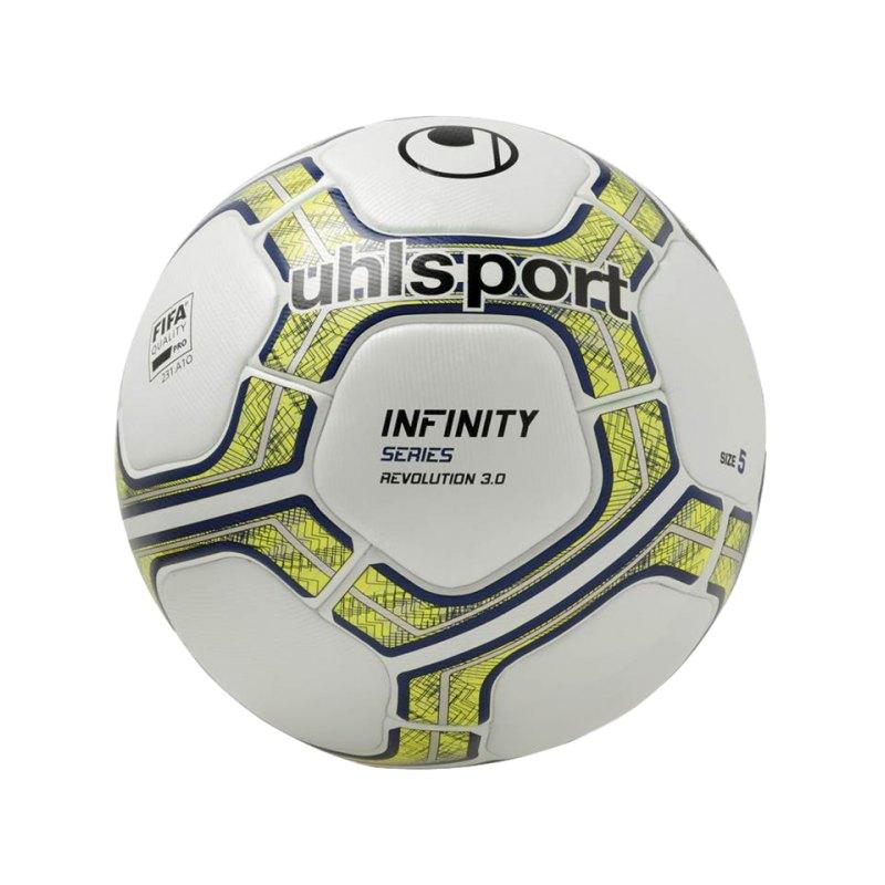 Uhlsport Infinity Revolution 3.0 Spielball F02 - weiss