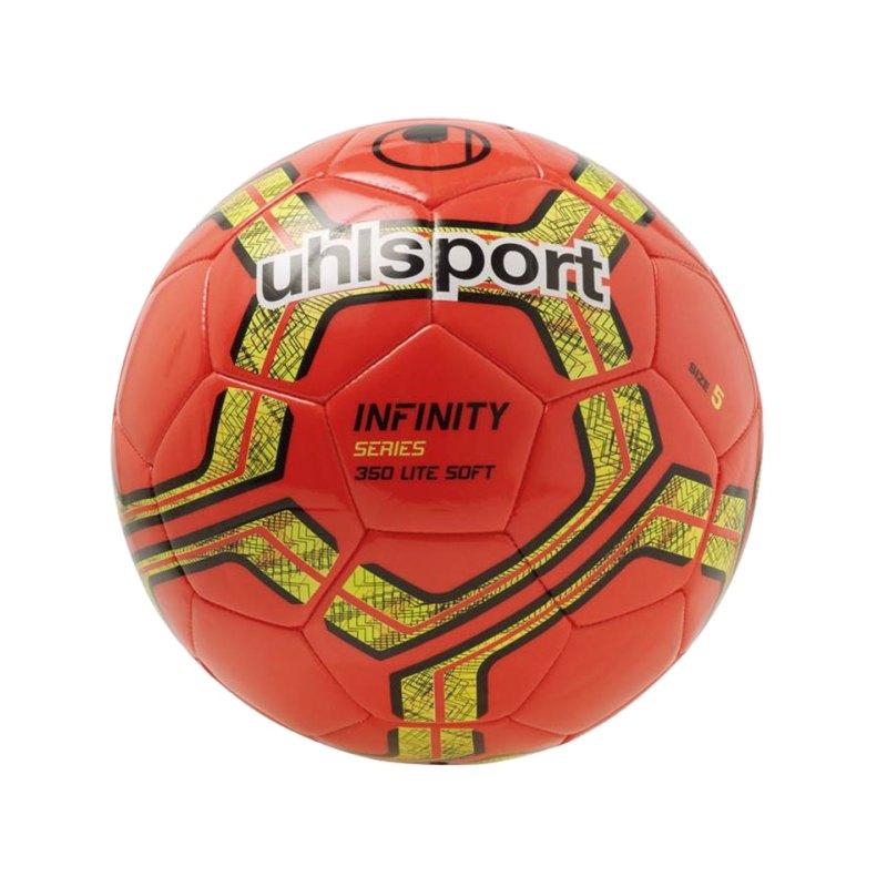 Uhlsport Infinity Lite Soft 350 Gramm Rot F04 - rot