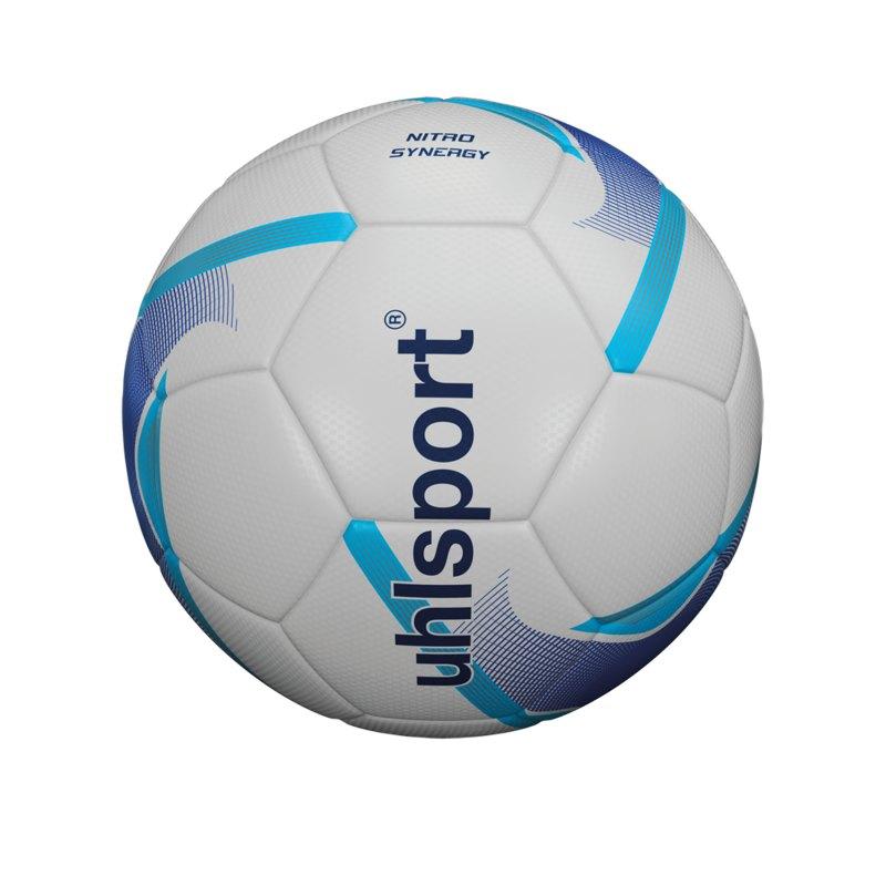 Uhlsport Infinity Synergy Nitro 2.0 Trainingsball Weiss F01 - weiss