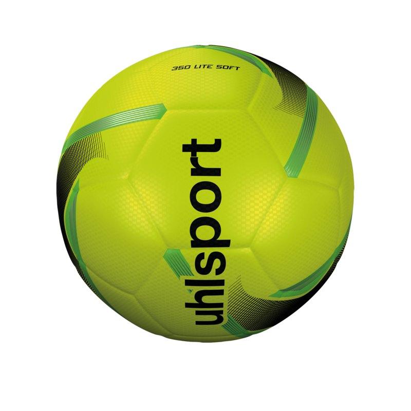 Uhlsport Infinity 350 Lite Soft Fussball Blau F01 - gelb