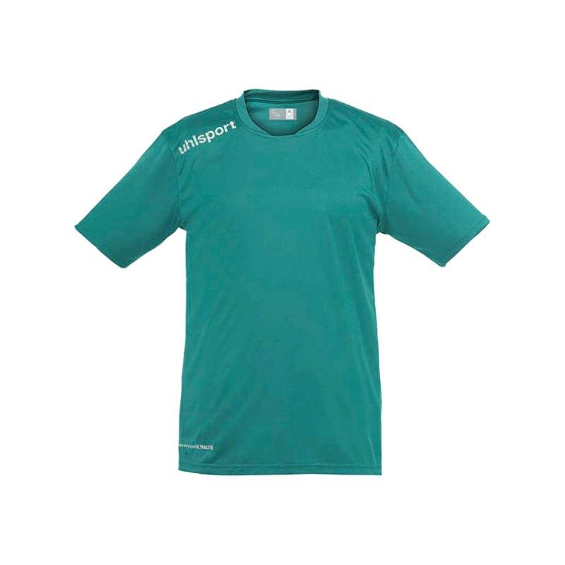 Uhlsport T-Shirt Essential Training Kinder Grün F04 - gruen