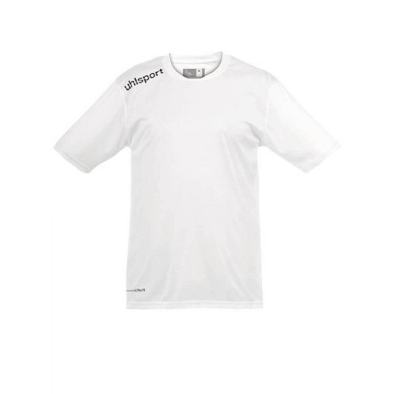 Uhlsport T-Shirt Essential Training Kinder Weiss F09 - weiss