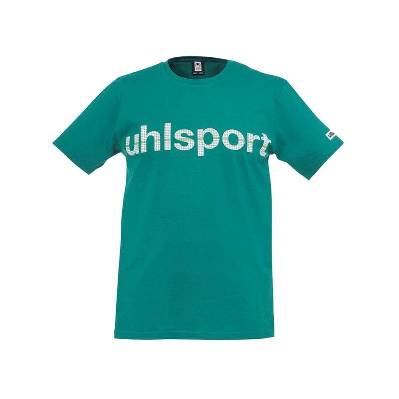 Uhlsport T-Shirt Essential Promo Grün F04 - gruen