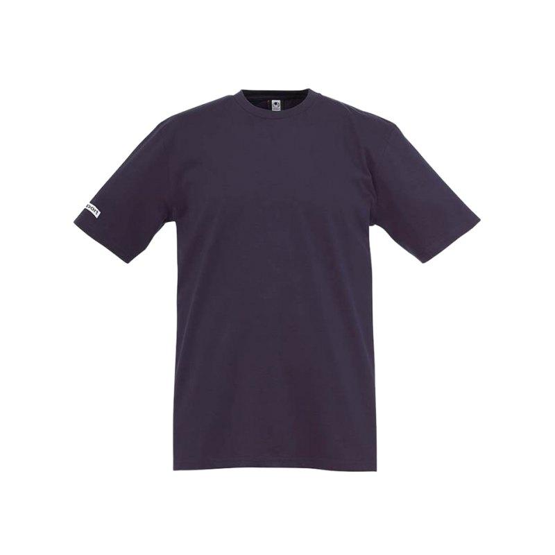 Uhlsport T-Shirt Team Blau F02 - blau