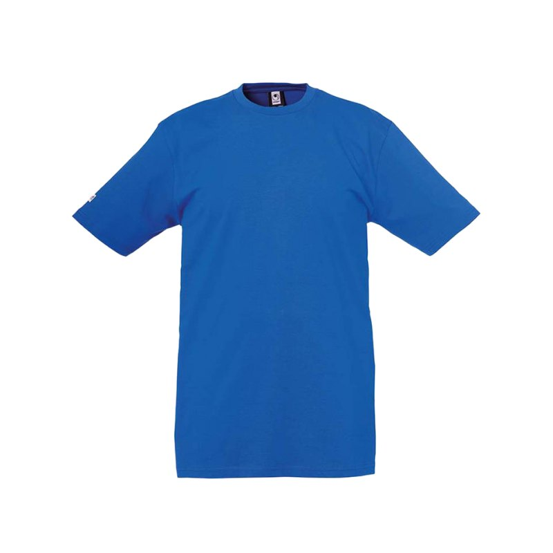 Uhlsport T-Shirt Team Kinder Blau F03 - blau