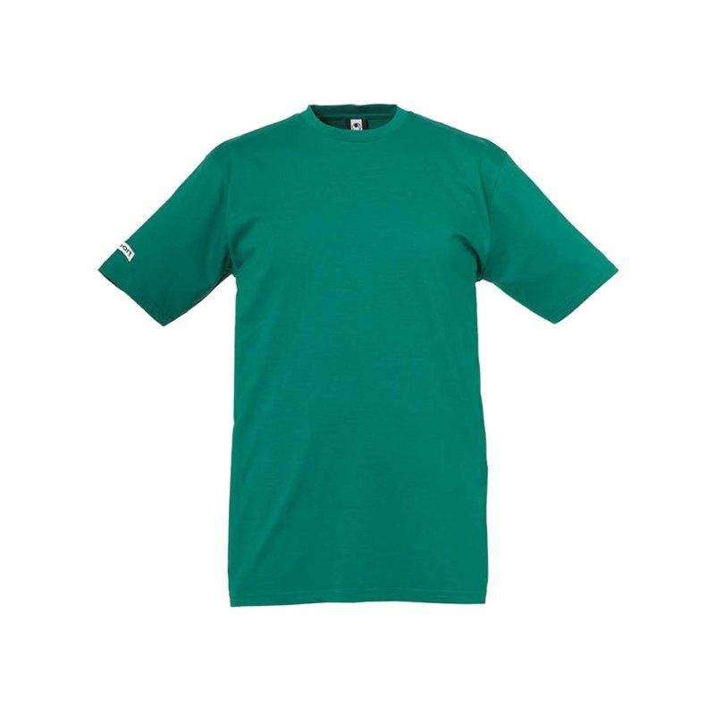 Uhlsport T-Shirt Team Kinder Grün F04 - gruen