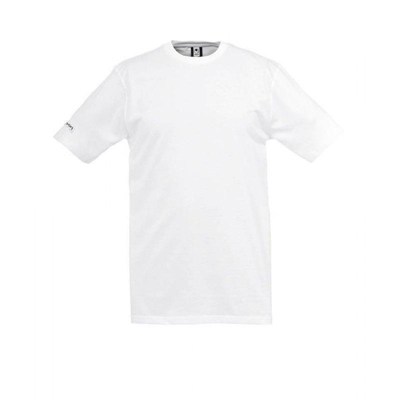 Uhlsport T-Shirt Team Kinder Weiss F09 - weiss