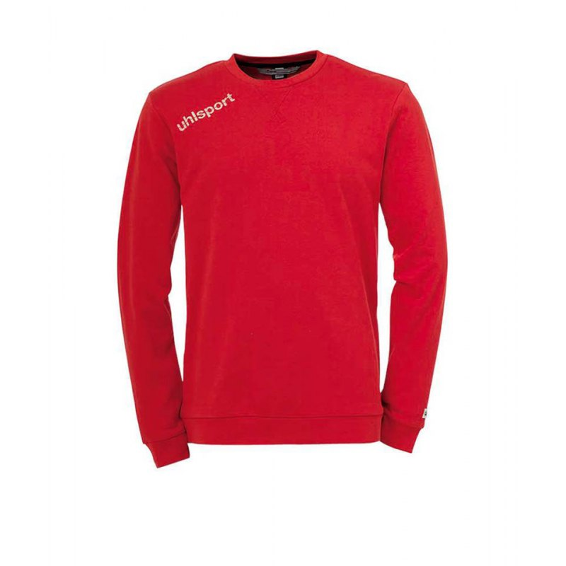 Uhlsport Sweatshirt Essential Kinder Rot F06 - rot