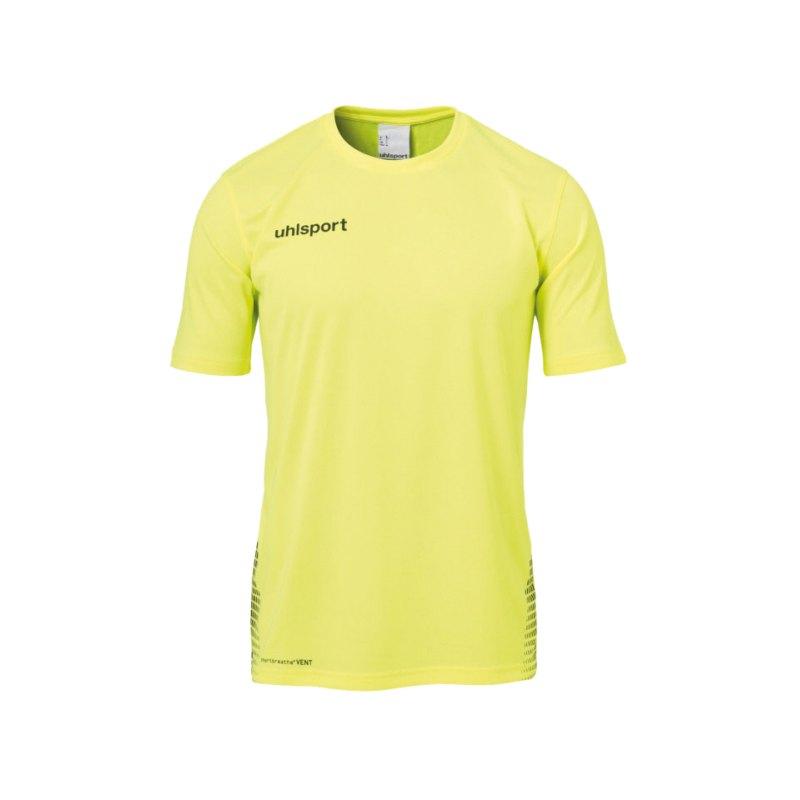 Uhlsport Score Training T-Shirt Kids Gelb F07 - gelb