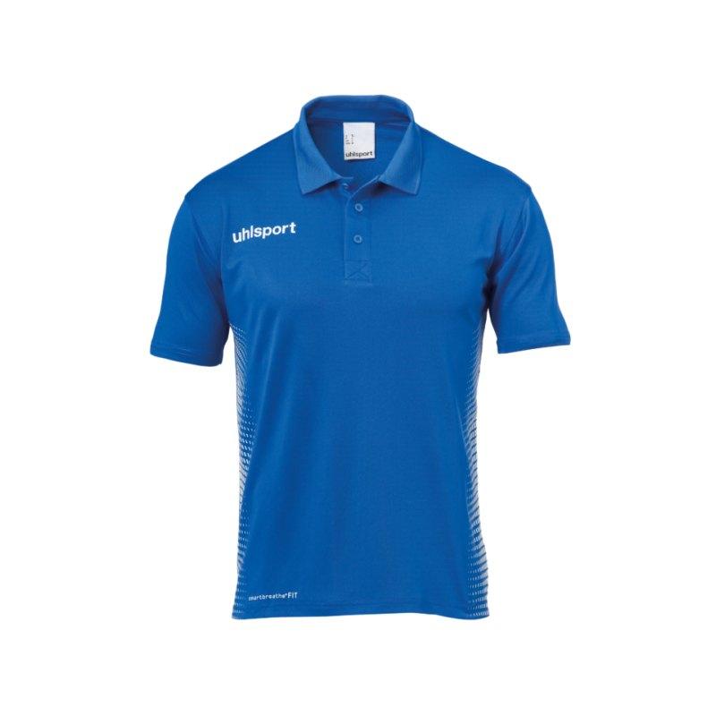 Uhlsport Score Poloshirt Kids Blau Weiss F03 - blau