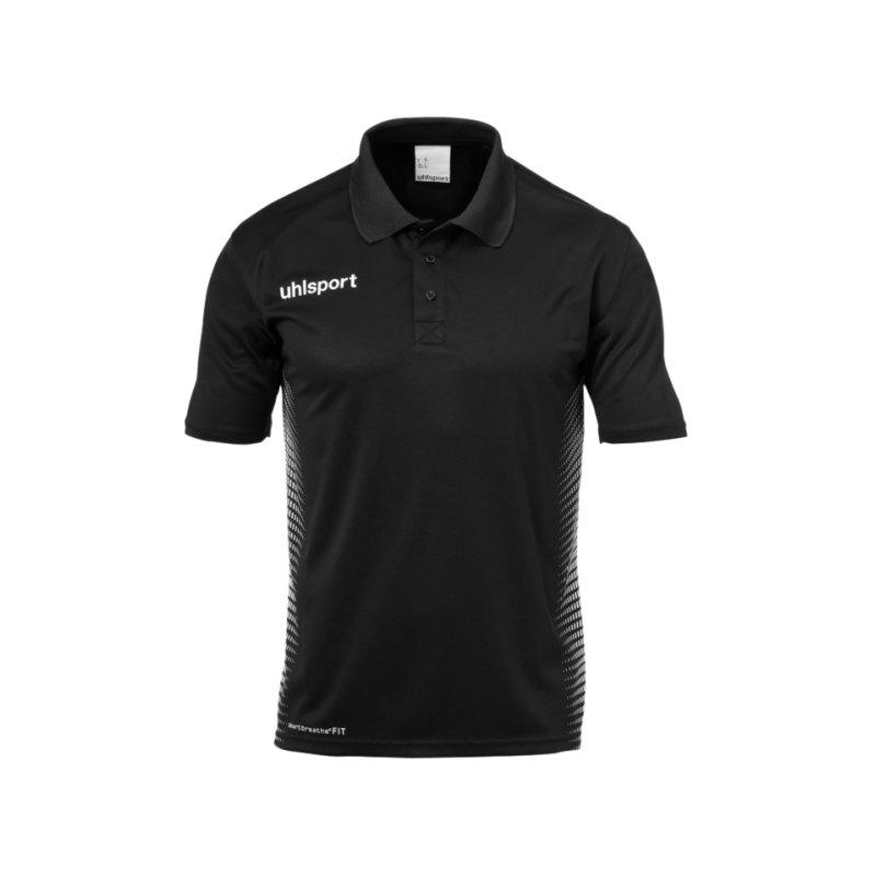 Uhlsport Score Poloshirt Kids Schwarz F01 - schwarz
