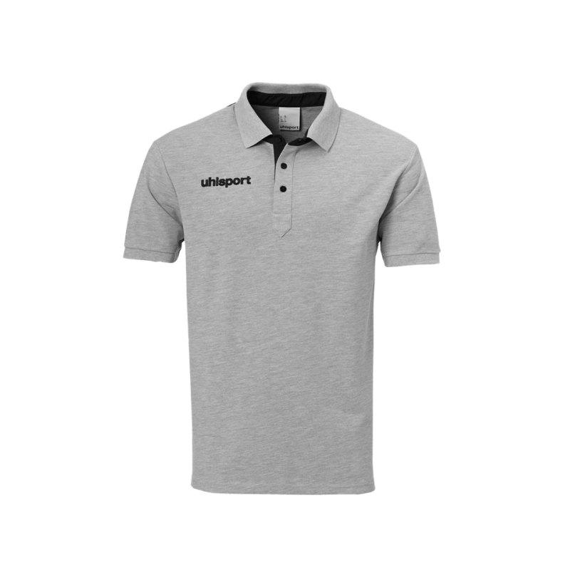 Uhlsport Essential Prime Poloshirt Kids Grau F08 - grau