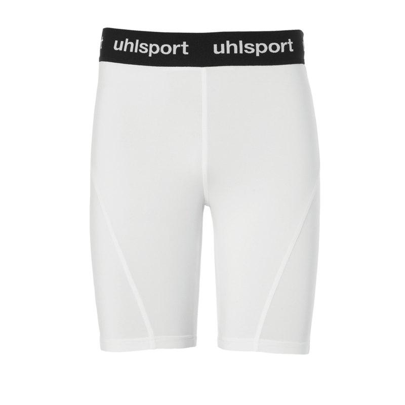 Uhlsport Tight Short Hose kurz Kids Weiss F02 - weiss
