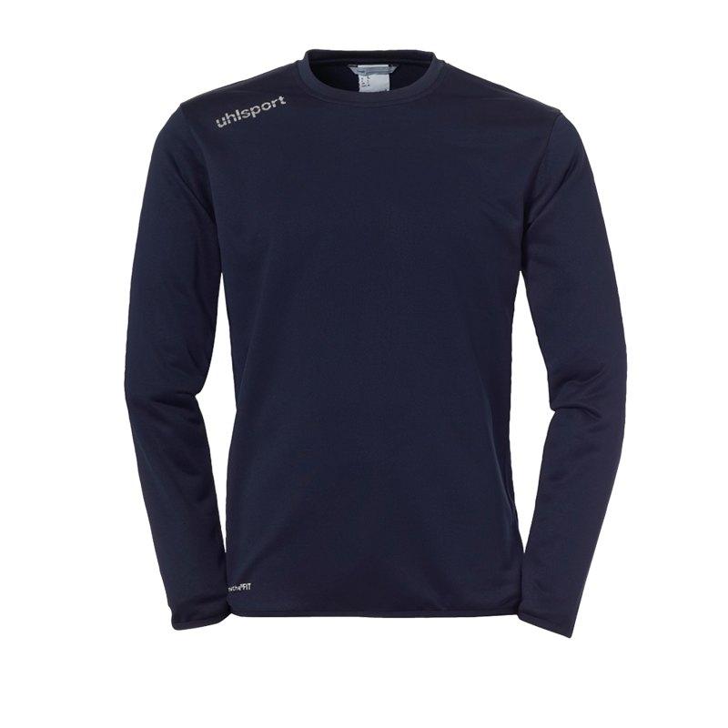 Uhlsport Essential Trainingstop langarm Kids F12 - Blau