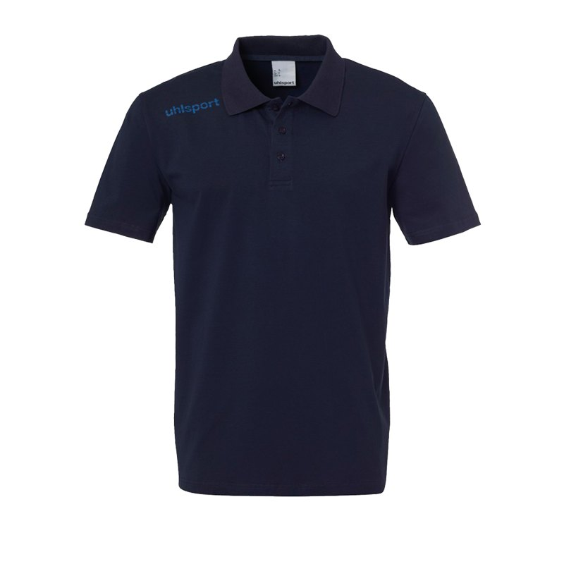 Uhlsport Essential Poloshirt Kids Blau F12 - Blau