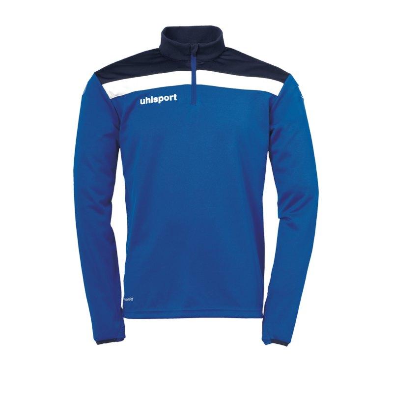 Uhlsport Offense 23 Ziptop Blau F03 - blau