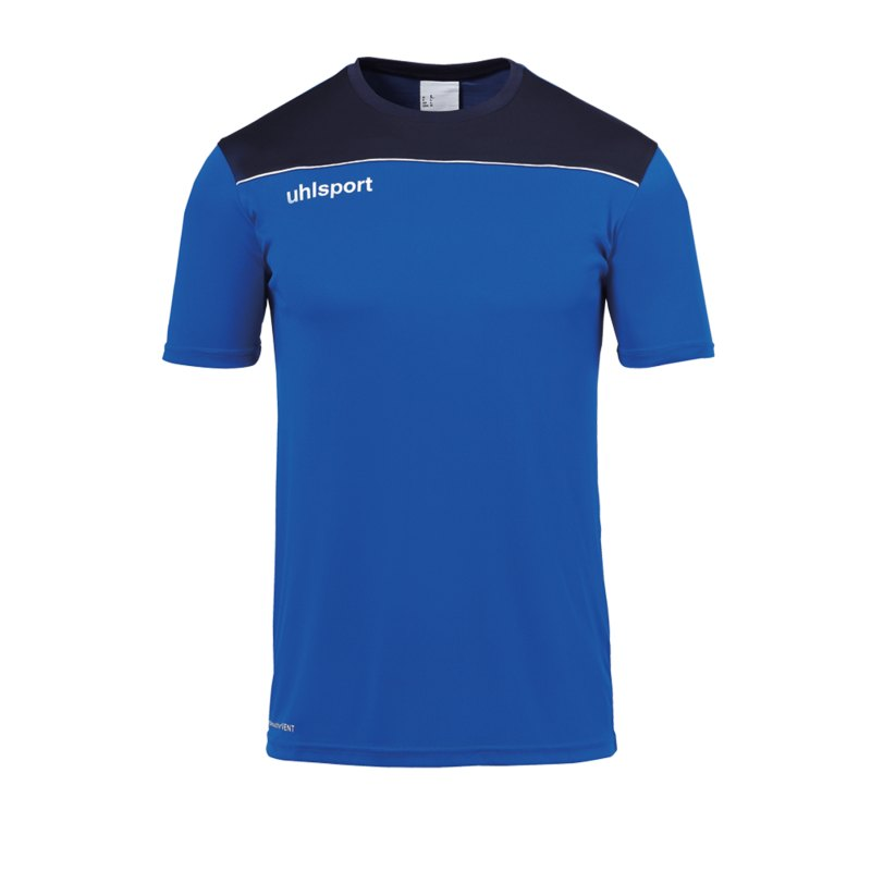 Uhlsport Offense 23 Trainingsshirt Blau F03 - blau