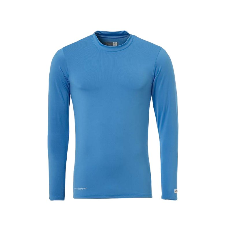 Uhlsport Unterhemd Baselayer langarm F10 - blau