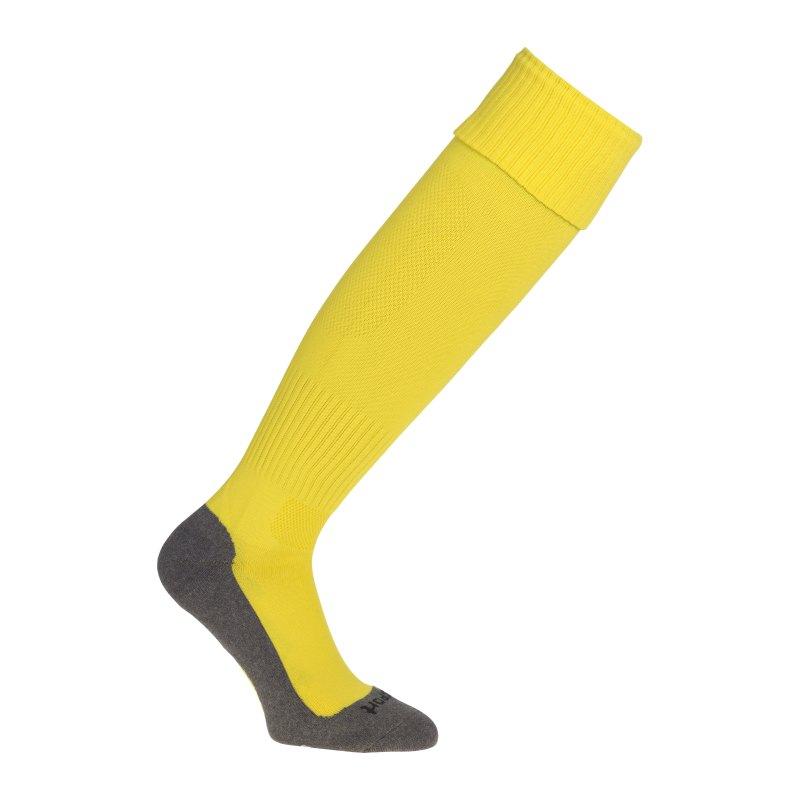 Uhlsport Stutzenstrumpf Team Pro Essential F18 - gelb